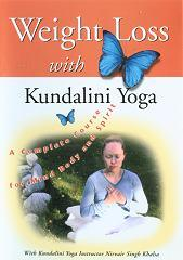 Weight Loss with Kundalini Yoga - Nirvair Singh - DVD
