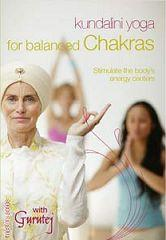 Kundalini Yoga for Balanced Chakras - DVD - Gurutej
