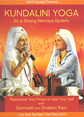 Kundalini Yoga for a Strong Nervous System - Gurmukh and Snatam Kaur