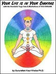 Your Life is in Your Chakras - Guru Rattana, Ph.D. - Book