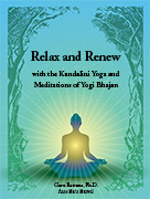 Relax and Renew, 2nd Edition, by Guru Rattana PhD