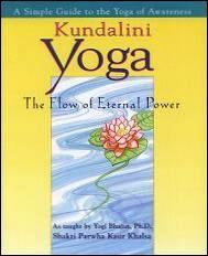 Kundalini Yoga - The Flow of Eternal Power - Shakti Parwha Khalsa - Book