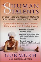 Eight Human Talents - Gurmukh - Book