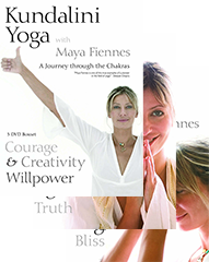 A Journey through the Chakras - Maya Fiennes